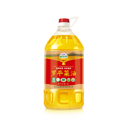 醇自然 罗平菜油 5L
