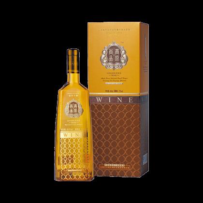 高原尚品 罗平小黄姜汁发酵干酒(12°)660ml