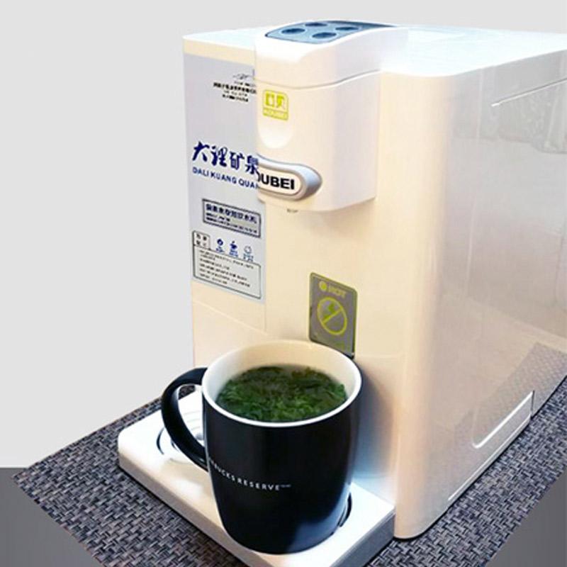 口贝智热 即热式袋装水专用饮水机 购1台饮水机送3袋袋装水