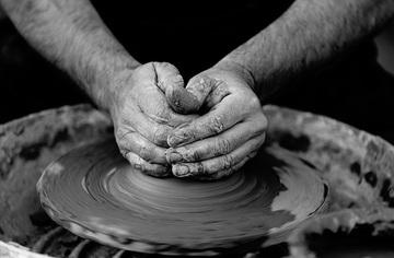 傣族传统陶器
