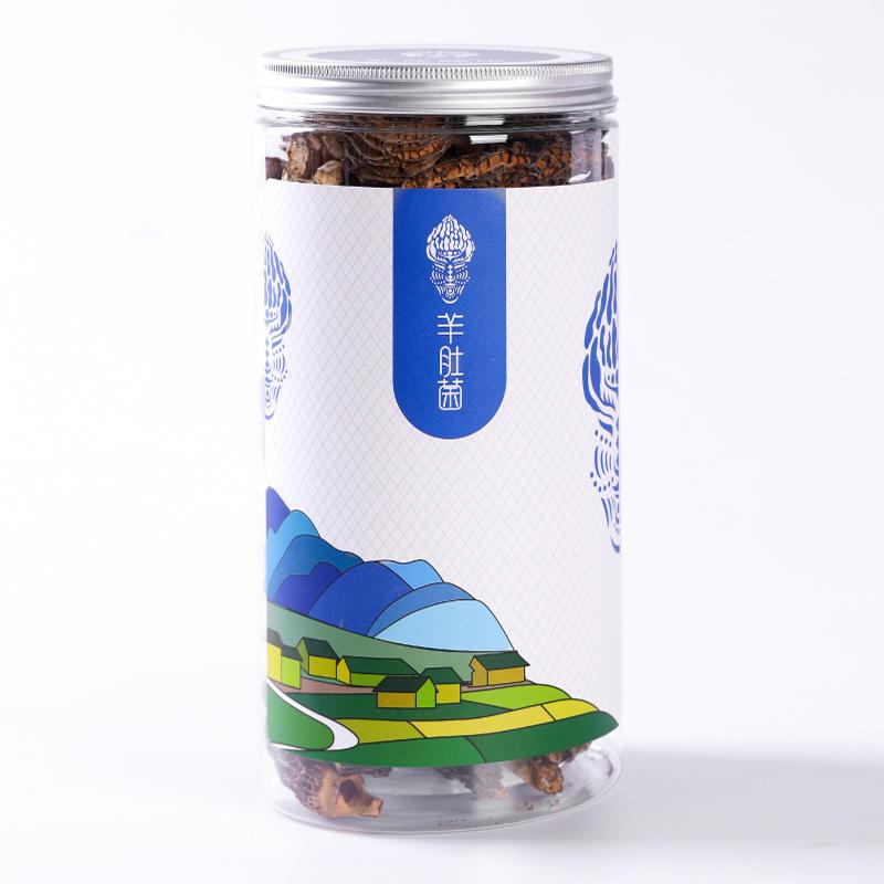 羊肚菌(干品)100g/瓶