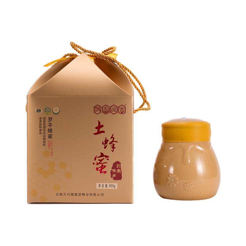 罗平土蜂蜜900g/瓶