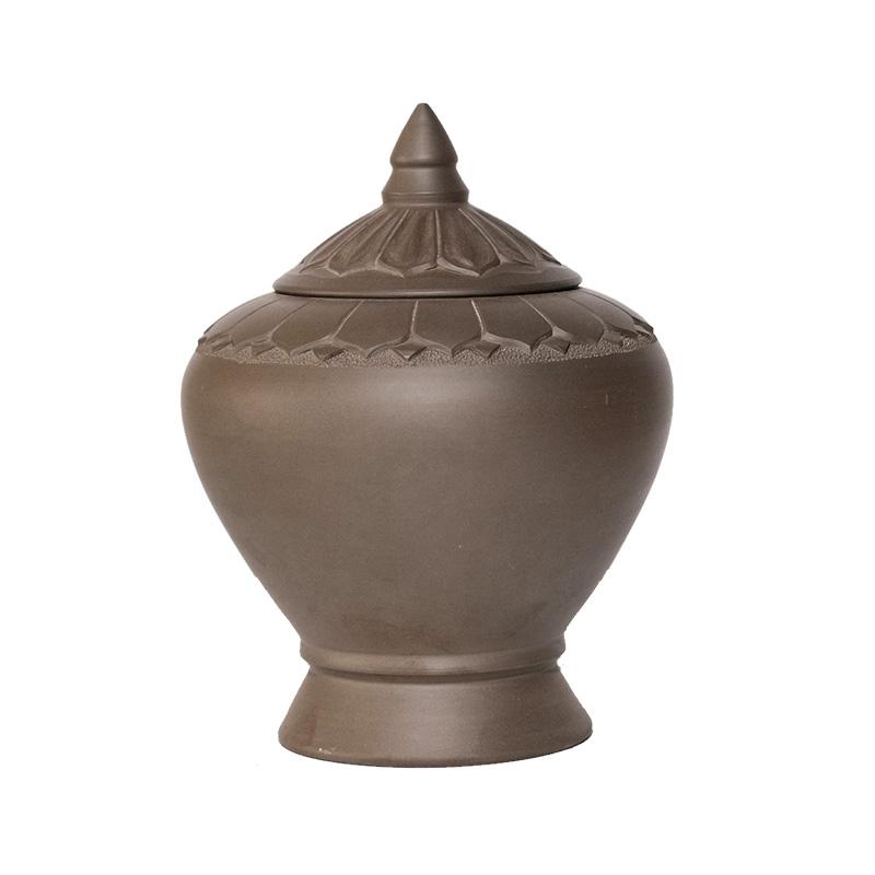 莲瓣小塔罐