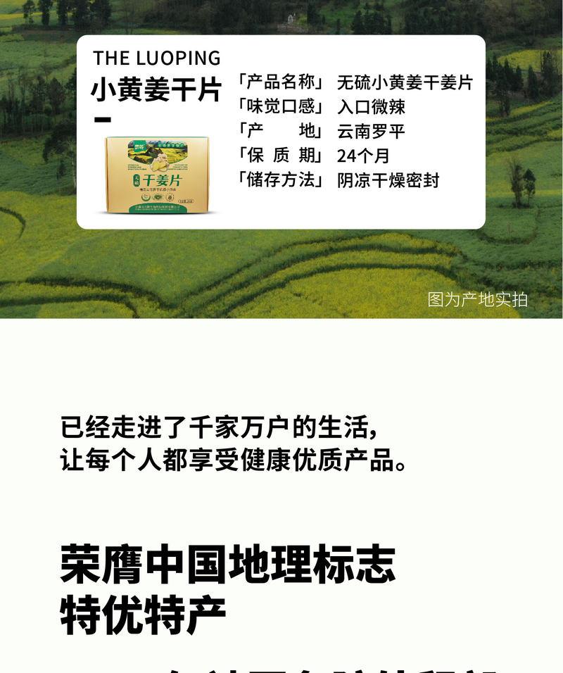 小黄姜干姜片_02