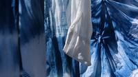 大理白族扎染丨白是苍山雪,蓝是洱海水