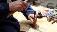 一凿一雕间的执着——保山龙陵的木匠艺人刘德祥