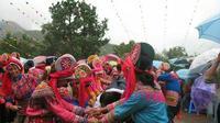 六月初六,与彝家人一起过一个与众不同的情人节