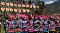 中国松露产区民族文化——彝族赛装节