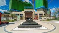 碧桂园天樾联合住建局为质量护航  筑美好品质生活