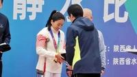 临沧市钟永渊获全国第十一届残运会女子三级划艇500米及200米金牌